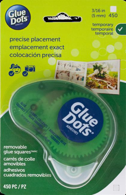 Removable Glue Squares